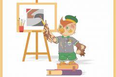 Ilustracija-maskote-skole-Ilhana-Ugljanin